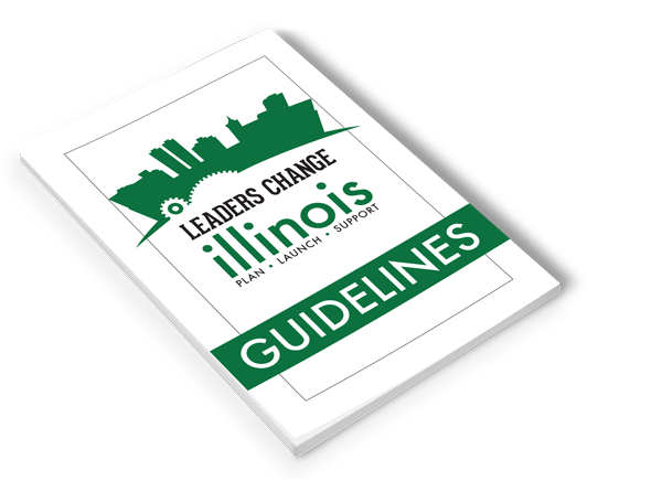 Leaders Change Illinois Guidelines Icon